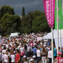 Running for the cure with beetroot