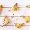 Tiropitakia, mini cheese pies