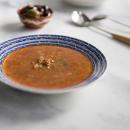 Lentil soup, winter warmers