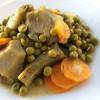 Artichoke stew, 30 minute delight