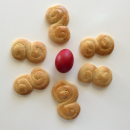 Easter biscuits, koulourakia