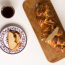 Tsoureki, Easter brioche à la grecque