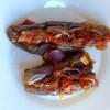 Imam bayildi, in love with aubergines