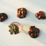 Σοκολατένια βραχάκια