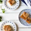 Greek yoghurt and cheese pie