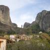 Μια βόλτα στο Καστράκι και αλμυρή τάρτα με μανιτάρια