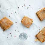 Κιμαδόπιτα, η πίτα με τα δύο υλικά