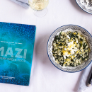 Spanakorizotto, a recipe from Mazi Restaurant & a giveaway