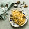Linguini alla vongole, clams pasta