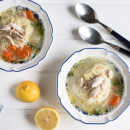 Soup, chicken soup