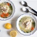 Soup, chicken soup