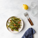 Sautéed Green beans with sundried tomatoes