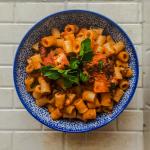 Χταπόδι με μακαρονάκι κοφτό, μια συνταγή από την Αθήνα