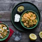 Cabbage rice, lahanorizo