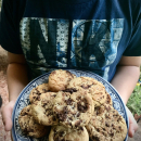 Chocolate Chunk Cookies from Thessaloniki