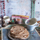 Chapati, a recipe from Tessa Kiros
