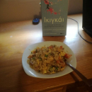 Egg fried rice, a recipe from Athens