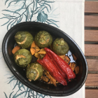 Stuffed vegetables 'with a twist', a recipe from Athens