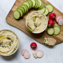 Hello Greek hummus