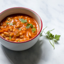 National day, national food: fasolatha, the Greek beans soup