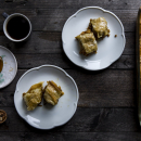 Pumpkin baklava, yes you heard right!